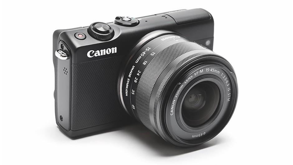 Canon EOS M100 camera