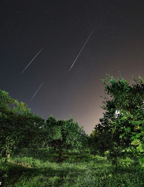Perseids 2016 Ali Matinfar, Iran, 11 August 2016. Equipment: Canon EOS 6D DSLR camera, 16-35mm lens