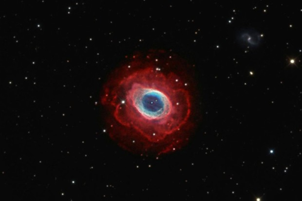 Pictures of the Ring Nebula