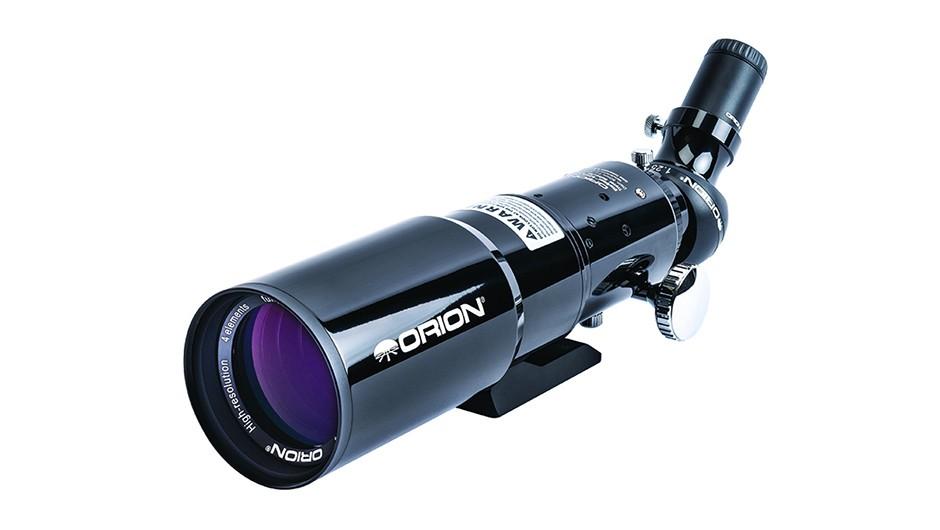 Orion StarBlast 62mm compact travel refractor