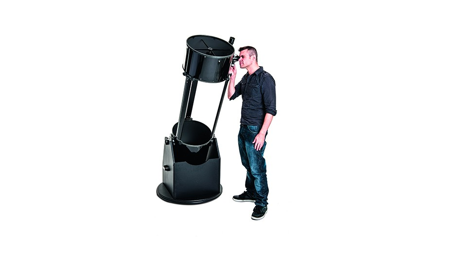 Revelation 16-inch 4.5 M-CRF Truss Dobsonian