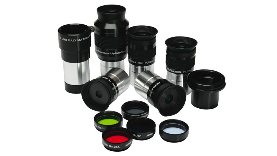 Revelation Photo-Visual Eyepiece and Filter Kit