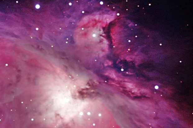 M43 De Mairan's nebula - skyatnightmagazine