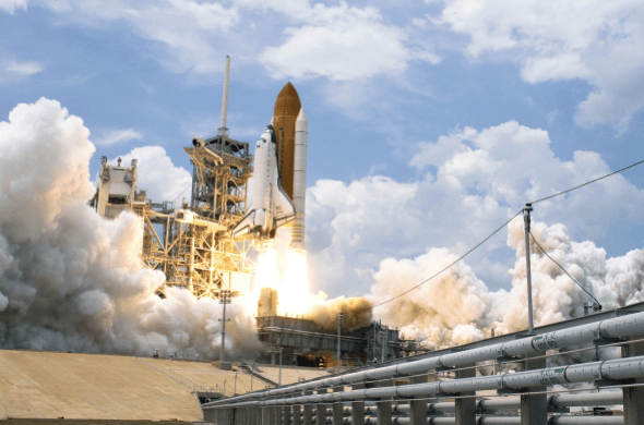 STS-135 blasts off to end 30 years of Shuttle flights