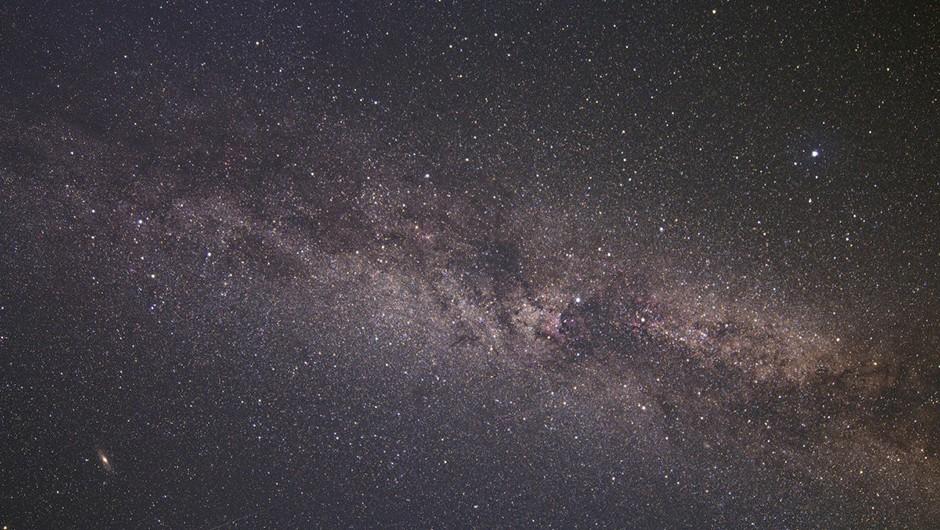 02 - Margaret Dixon - Milky Way and Andromeda
