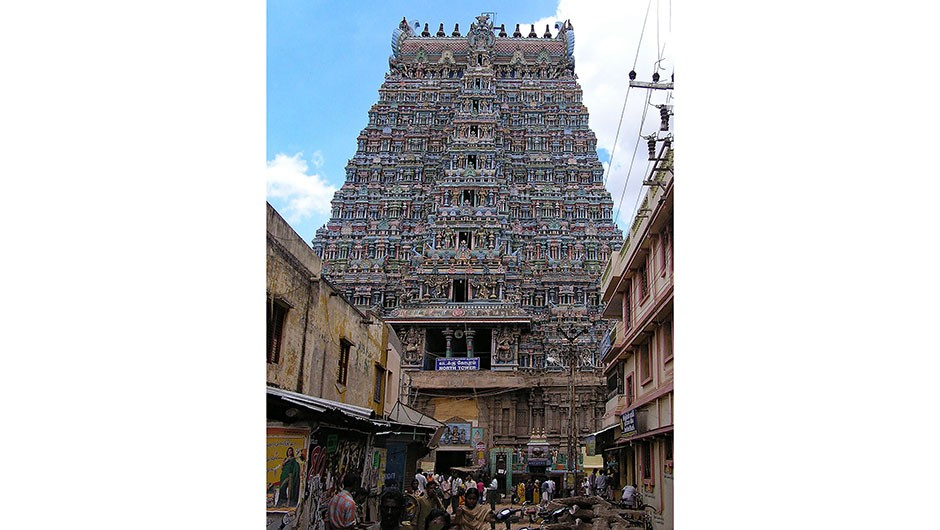 Madurai in India gets a Ring of Fire on Boxing Day in 2019 (Credit: TAMIZHU - creativecommons.org/licenses/by-sa/3.0)