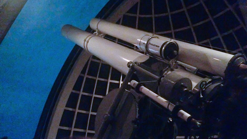 Through the world's most popular telescope - skyatnightmagazine