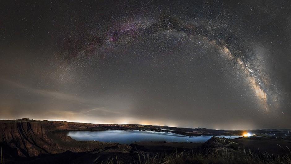 05 - David Moreno Soler - Panoramic Milky Way