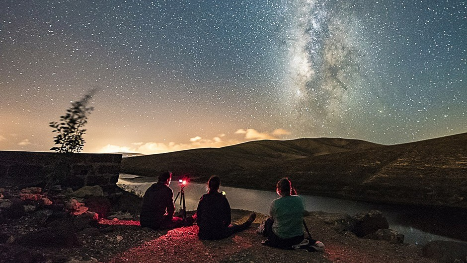 Have a go at astro-photography on the island of Fuerteventura © Stars By Night
