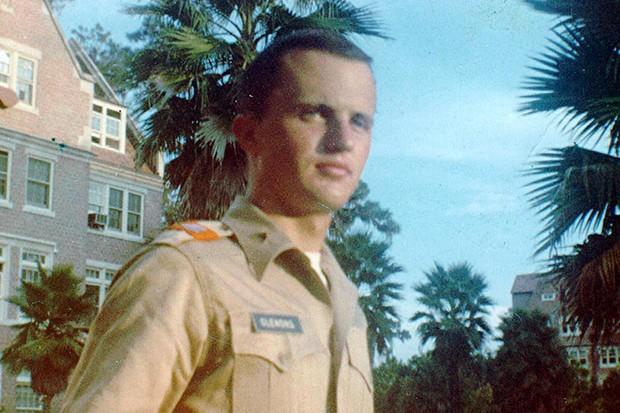 (1) Jack UF ROTC 1962