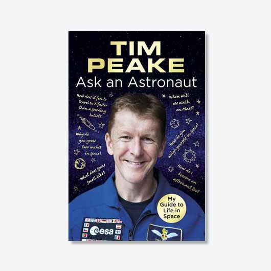 10 - Ask an Astronaut