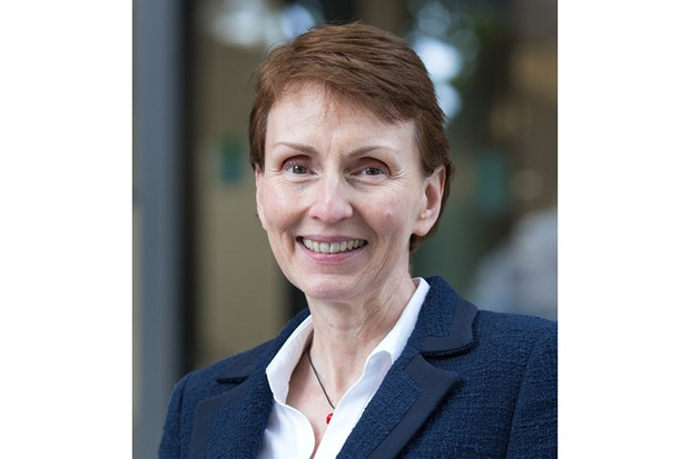 Britain's first astronaut Helen Sharman. Image Credit: Imperial College London