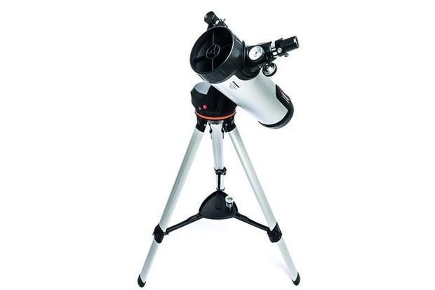 Celestron 114LCM computerised telescope