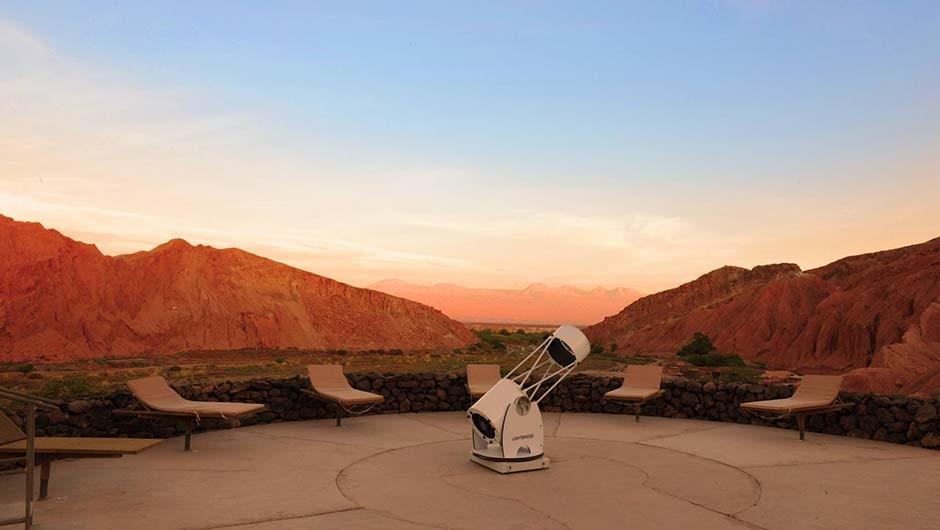 The Alto Atacama Desert Lodge & Spa