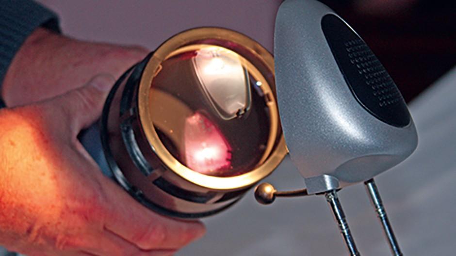 Clean refractor step 5
