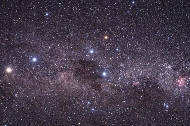 Southern hemisphere sky: an astronomy guide