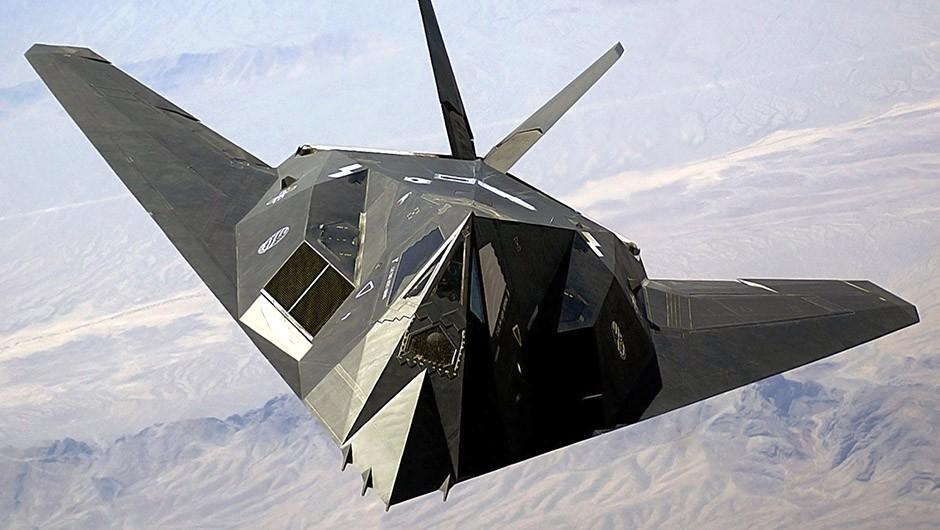 Lockheed's F-117A Nighthawk © Wikimedia Commons