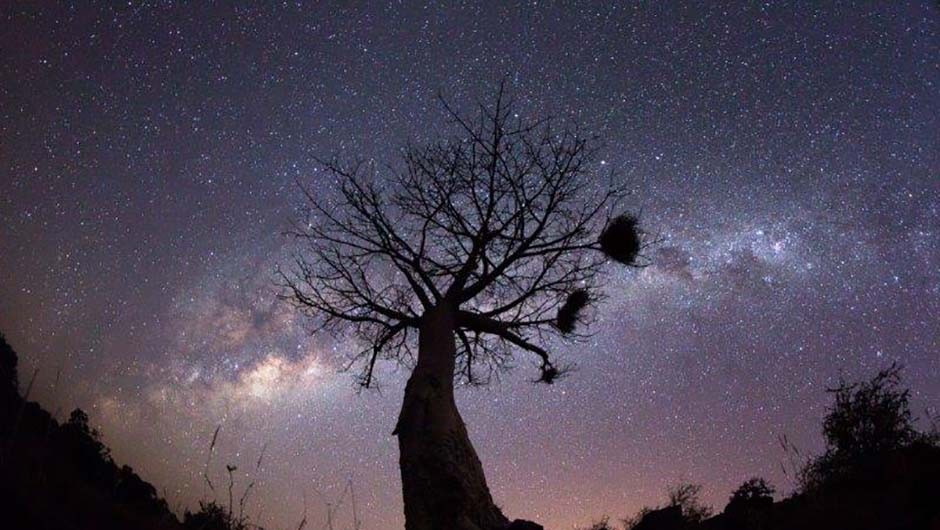 Africa offers some of the planet's darkest skies