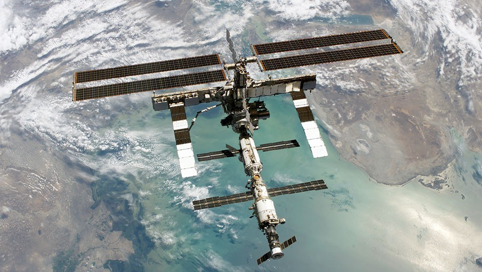 International Space Station © NASA