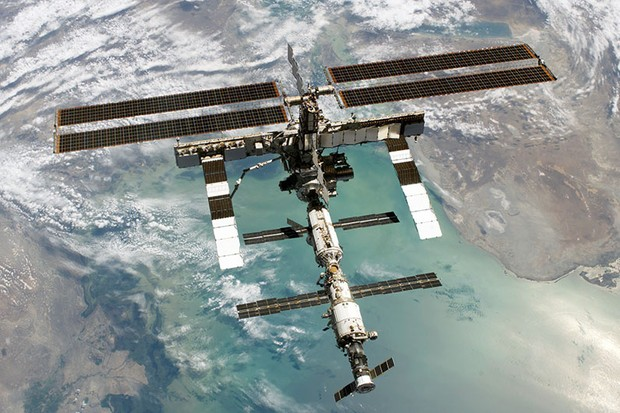 International Space Station © NASA
