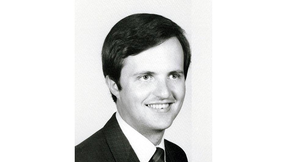 Jack Clemons in 1970. Image Credit: Jack Clemons