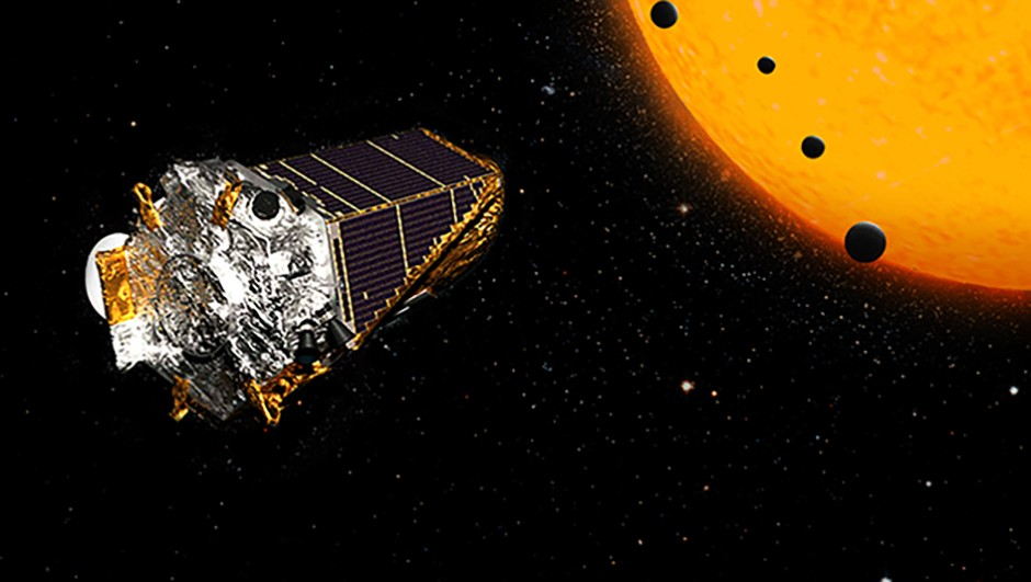Kepler has so far discovered over 2,000 confirmed exoplanets, but no exomoons. Could that be about to change? Credits: NASA/Ames Research Center/Wendy Stenzel