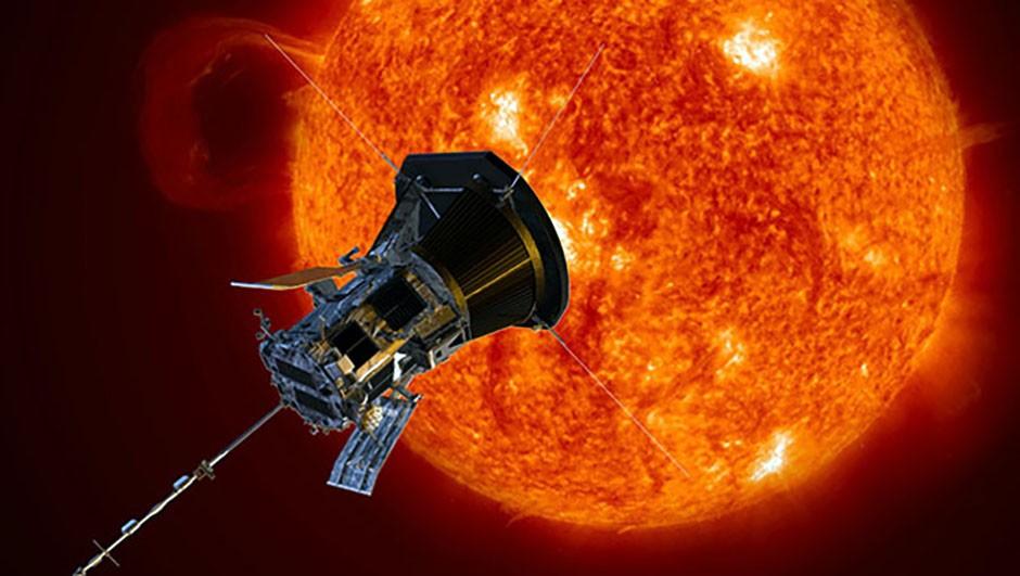 Parker-Solar-Probe-NASA-SUN