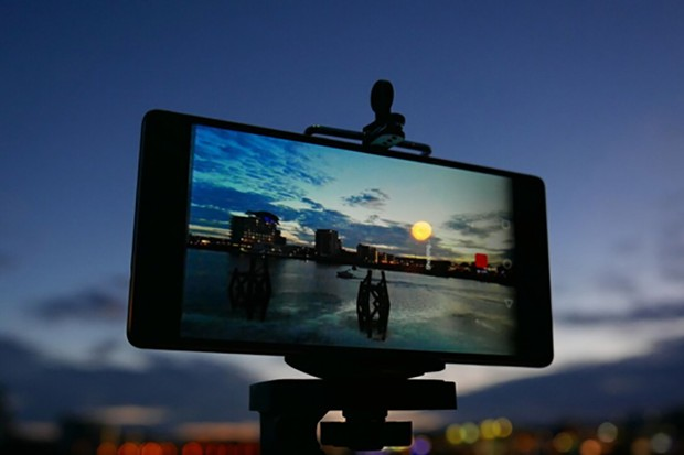 Astrophotography With A Smartphone: Timelapses HEADER