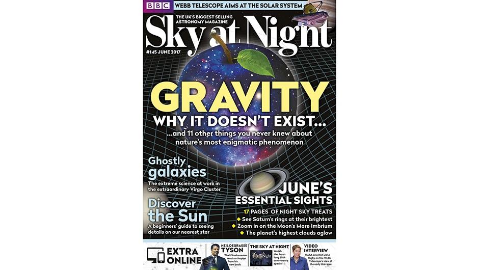 Sky At Night June 2017