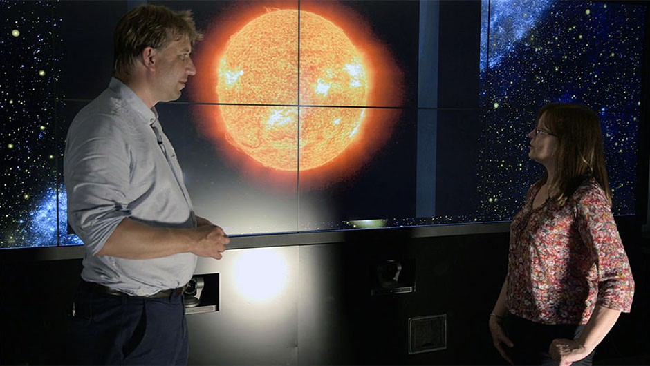 Watch an episode of The Sky at Night in this month's Bonus Content. The team explore the science of the Sun and the new missions sending spacecraft to study it.