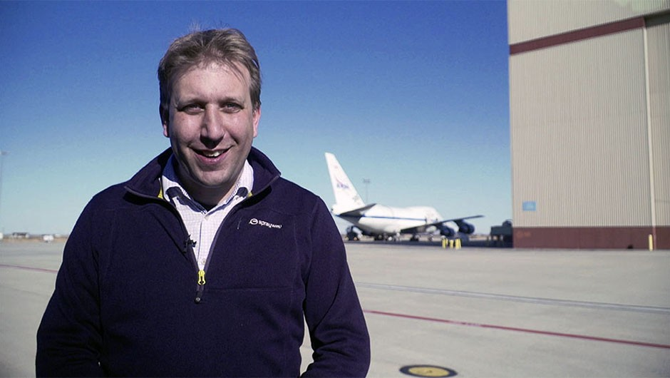 Watch an episode of The Sky at Night in this month's Bonus Content, in which Chris Lintott learns about NASA's SOFIA observatory, which is housed in a Boeing 747.