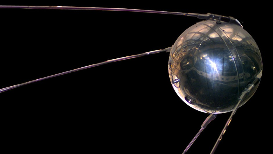 The Soviet Sputnik satellite, whose launch precipitated a renewed effort by NASA to ramp up the American space programme. Credit: NSSDC, NASA