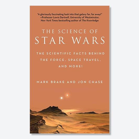 Star Wars Science book