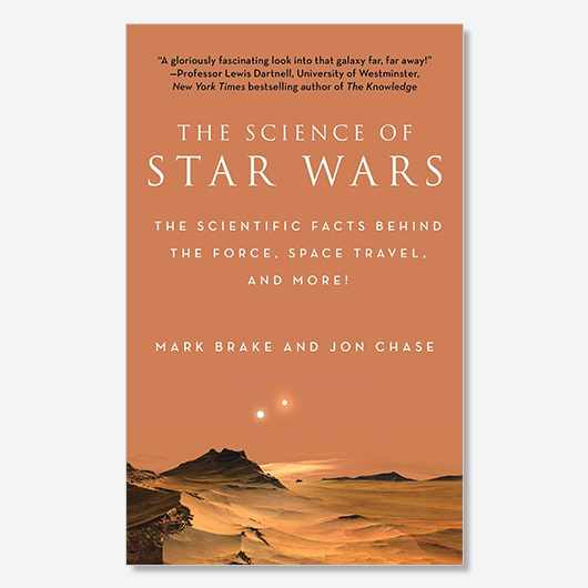 Star Wars Science book