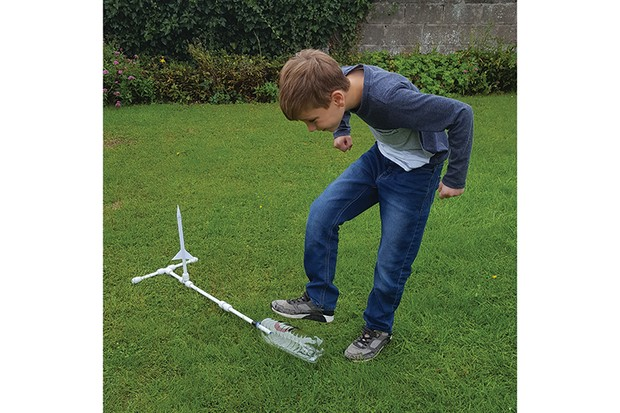 Stomp Rocket HEADER