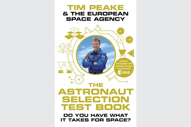 Tim-Peake-Astronaut-Selection-Book
