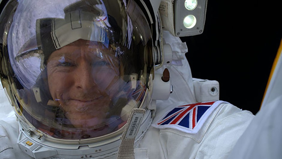 Podcast: An interview with astronaut Tim Peake