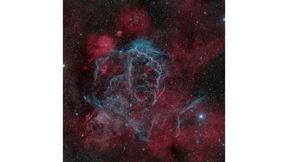 WINNER - Marco Lorenzi - Vela Supernova Remnant