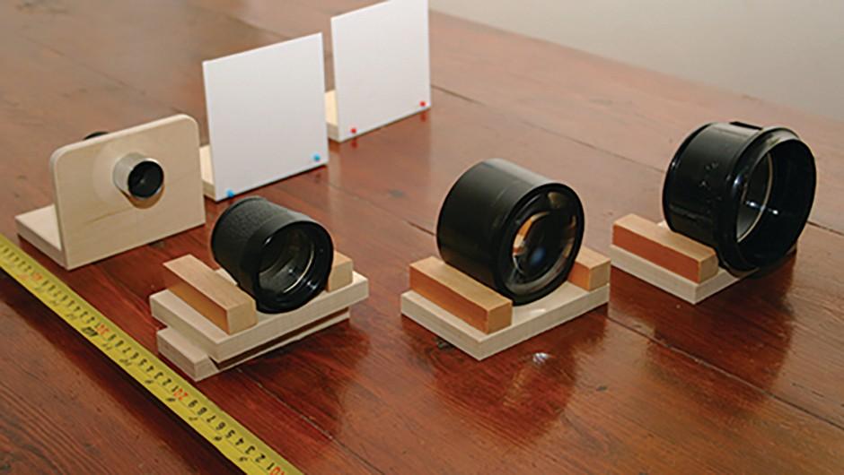 How to make a small refractor telescope - skyatnightmagazine
