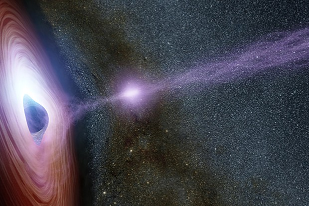 what-are-black-holes