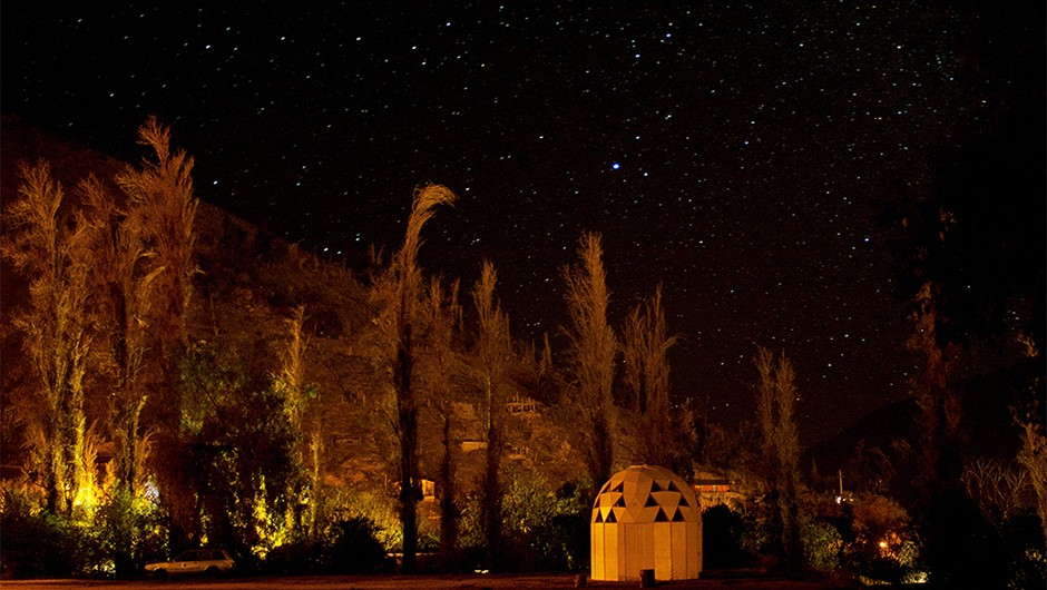 Credit: Chakana Observatorio