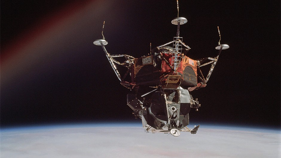Apollo-9-lunar-module