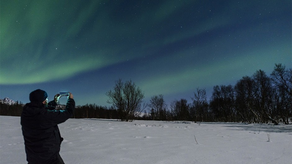 Spotting the aurora should definitely be on a stargazer's bucket list Credit: iStock