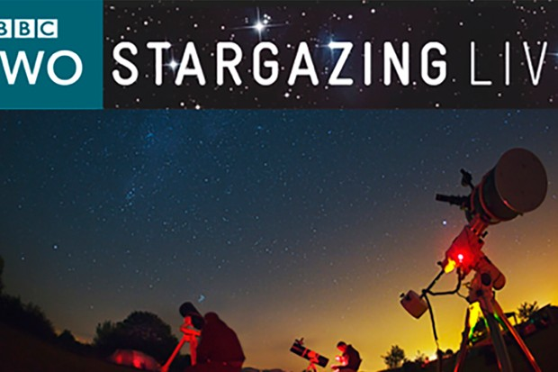 BBC Two Stargazing Live