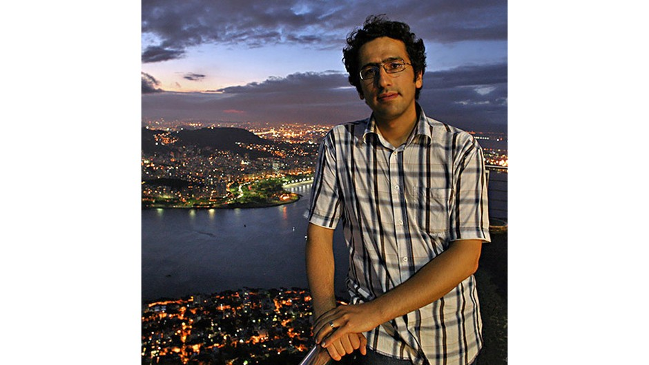 Babak Tafreshi. Image Credit: Wikimedia Commons