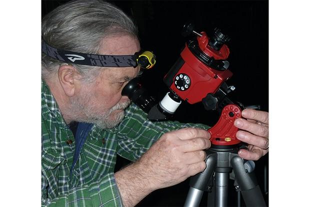 Build polarscope adaptor