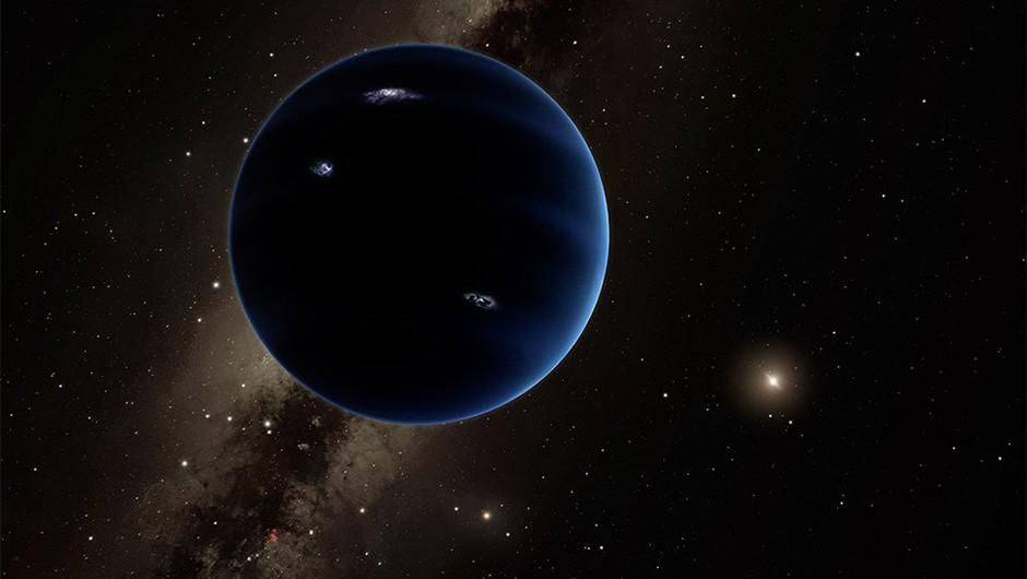 CALTECH Planet Nine