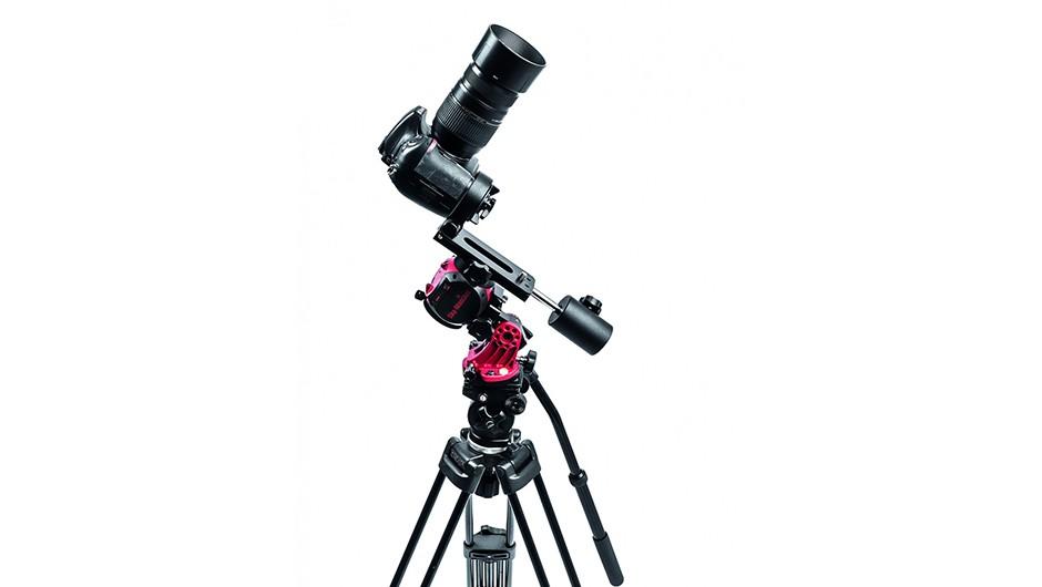 Camera-tracking-mount