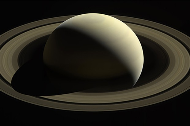 A view of Saturn, captured by the Cassini spacecraft. Credit: NASA/JPL-Caltech/Space Science Institute