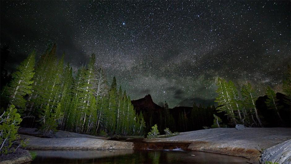 Cathedral Peak, Yosemite National Park (Copyright Dark Sky Photography)